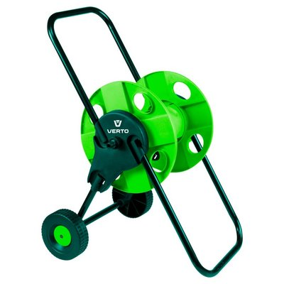 Slangetrommel på hjul