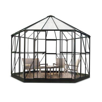 Drivhus Atrium - 9 m²