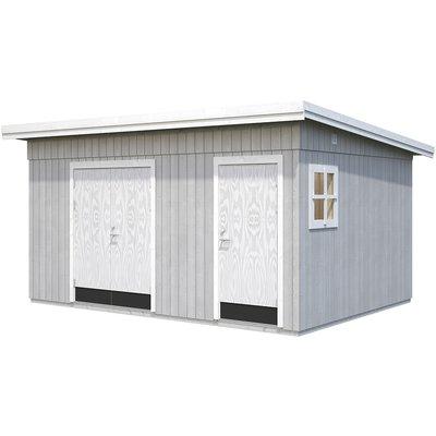 Kalle lager 13,5 m²