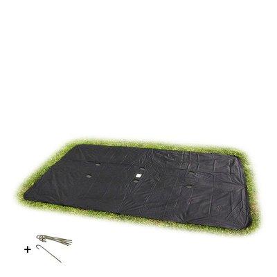 Beskyttelsestrekk til trampoline Supreme/InTerra firkantet - 244x427 cm