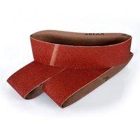 Sandpapir båndsliper 5 stk - forskjellige korning