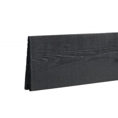 Profilbord PLUS Klink Svart - lengde 177 cm