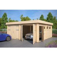 Garasje Omar - 33 m²