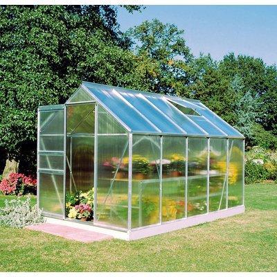 Popular drivhus - 6,2 m²