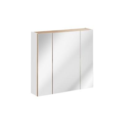 Speilskap Capri 843 - hvit