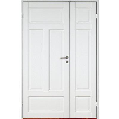 Grünerløkka innerdør med sidedør - 4-speil - Massiv