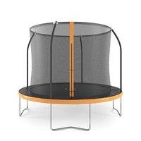 Trampoline med sikkerhetsnett - 305 cm