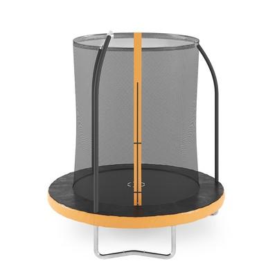 Trampoline med sikkerhetsnett - 185 cm