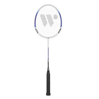 Badmintonracket (blå & sølv) ALUMTEC 317