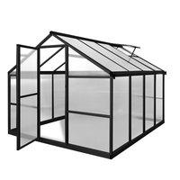 Mars drivhus - 6 m²