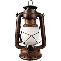 Batteridrevet stormlampe 76lm