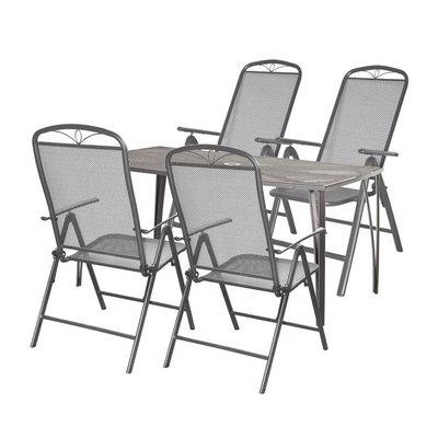 Spisegruppe Navassa - 4 stoler