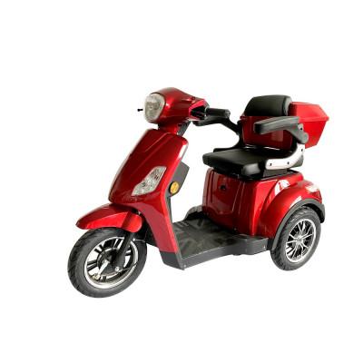 Elektrisk scooter - Rød 900W