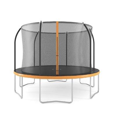 Trampoline med sikkerhetsnett - 365 cm