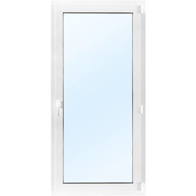 Balkongdør PVC 2-lags - Innadslående